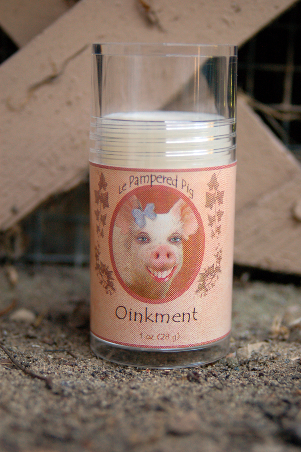 Oinkment-Solid Lotion